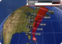 Hurricane Irene Watch
