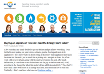 Read our Petro Blog for great energy tips and other information!