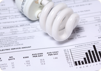 Get competitive rates on electricity bills, too!