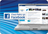 Find Petro on Facebook