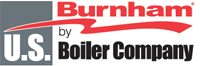 US Burnham by Boiler Company Logo