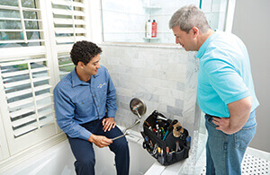 Bathroom Plumbing Maintenance