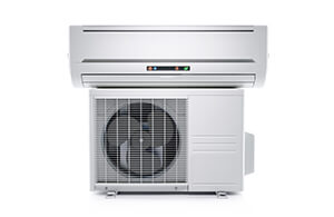 ductless systems are very small compared to other systems