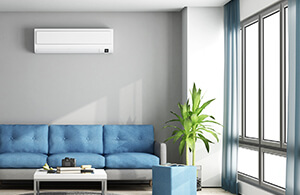Choose ductless AC systems