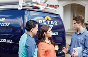 Ask Petro about our different AC options for your home