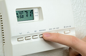 Make sure your thermostat is functioning properly