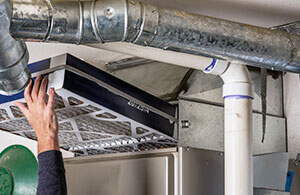 HVAC installation and service