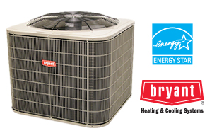 Bryant Legacy Series Model 124A Central Air Conditioning System