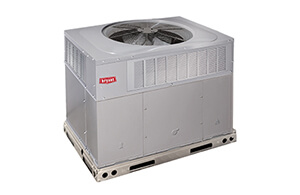 Packaged central air system