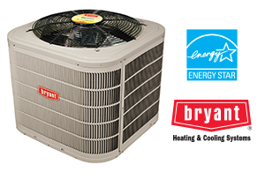 Bryant Preferred Series Model 165A central air conditioner