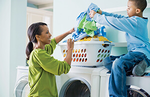 Use your dryer efficiently and sparingly