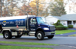 petro home services home oil truck