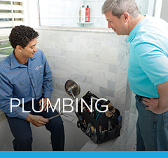 Petro offering plumbing services to their local customers