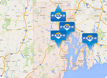 Petro Rhode Island Locations